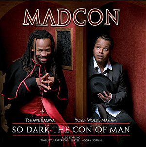 Madcon: So dark