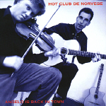 Hot Club de Norvége - Angelo is back in town cover