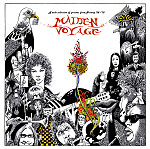 Maiden Voyage: A wide selection of grooves from Norway '66-'76' (cover)