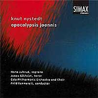 Knut Nystedt: Apocapalypsis Joannis (cover)