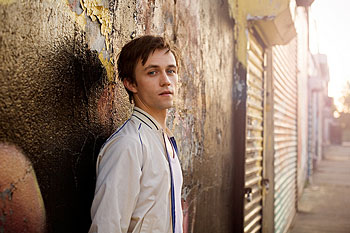 Sondre Lerche 2009 (Photo: Isabell N Wedin)