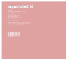 Supersilent: 8 (cover)