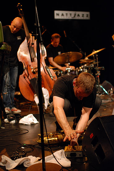The Thing, Nattjazz Bergen  2007 (Foto: Eirik Lande) (368x550)