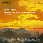 Stavanger Symphony Orchestra: Geirr Tveitt's orchestral works (cover)
